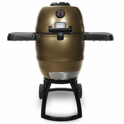 KEG 4000 faszenes grillező és füstölő